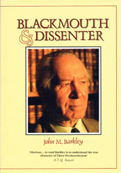 Blackmouth & Dissenter book cover picture