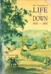 Two Centuries of Life in Down 1600-1800 book cover picture
