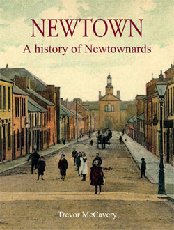 Newtown, A History of Newtownards book cover picture