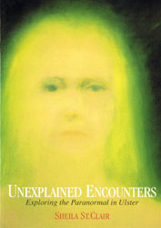 Unexplained Encounters book cover picture